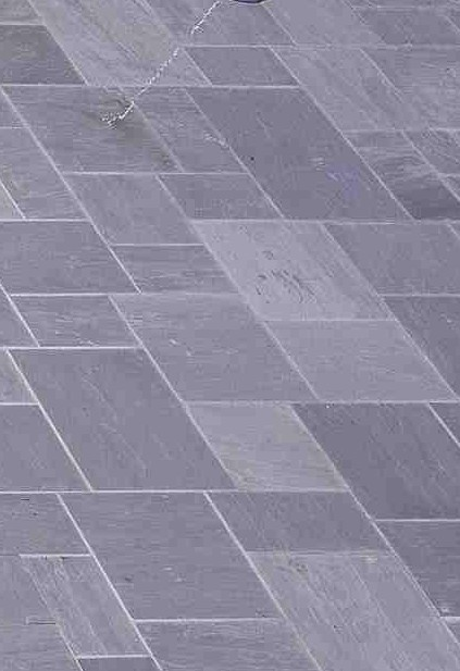 Cumberland Grey Sandstone Paver Blue Ice Natural Stone