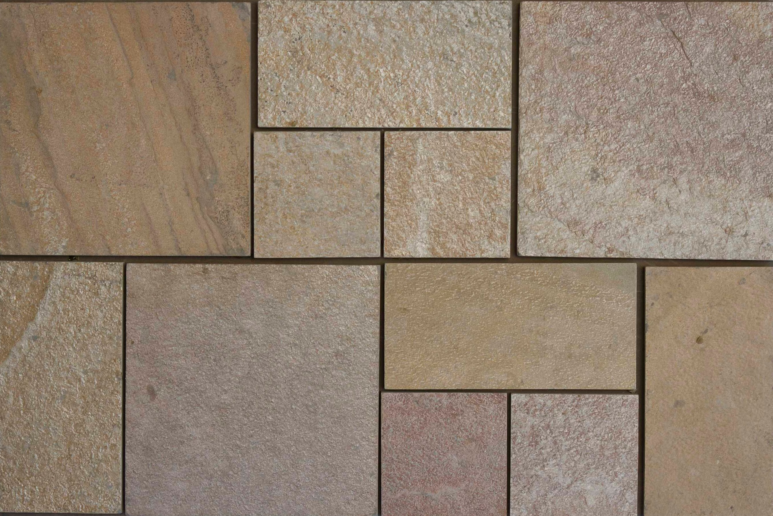 Stonehenge slate inc sandstone paverstravertine pavers royal gold quartzite dailygadgetfo Images